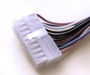 Main ATX power connector for a computer