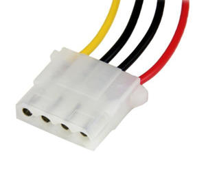 Computer Molex power connector